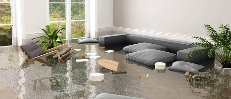 действия при затопе квартиры